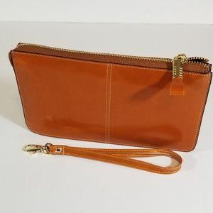 Ladies Leather RFID Blocking Wallet